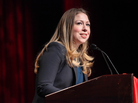 Chelsea Clinton Is Open to a Possible Political Career