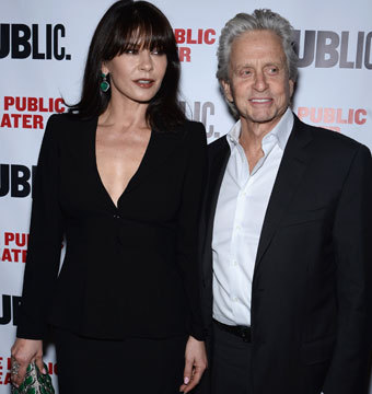 The Story Behind Michael Douglas and Catherine Zeta-Jones' Red Carpet Reunion