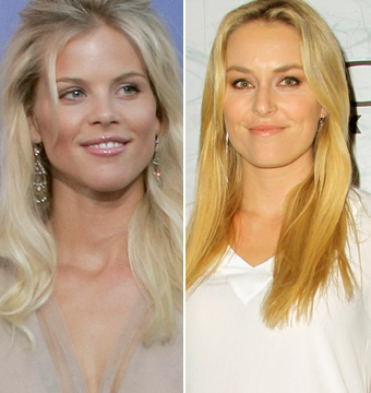 Is Elin Nordegren Besties with Tiger's GF Lindsey Vonn?!
