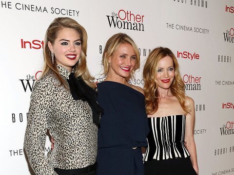 'The Other Woman' Stars Cameron, Leslie and Kate Dish on Friendship and…