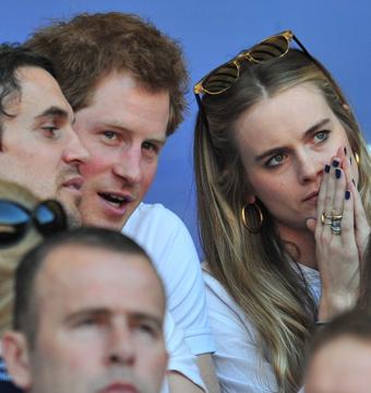 Why Prince Harry Broke Up with Cressida Bonas