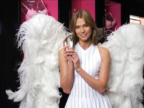 Victoria's Secret Model Karlie Kloss Is the New Heavenly Woman