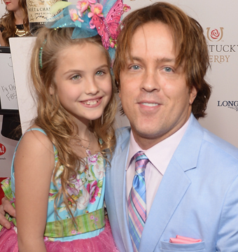 Pics! Anna Nicole Smith's Daughter Dannielynn at the Kentucky Derby!