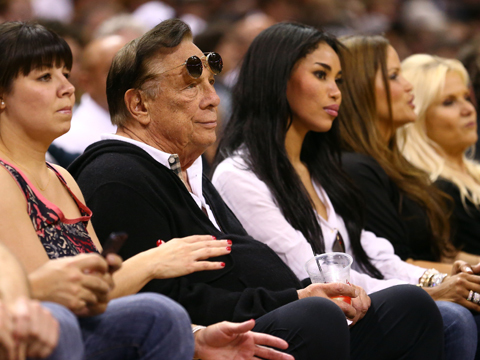 Donald Sterling's Ex GF V. Stiviano Breaks Silence on His Racist…