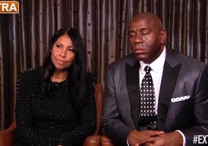Magic Johnson Is 'Proud' of How the NBA Handled the Donald Sterling…