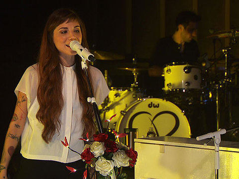 Christina Perri Spills the Details on Her New Album, Current Tour