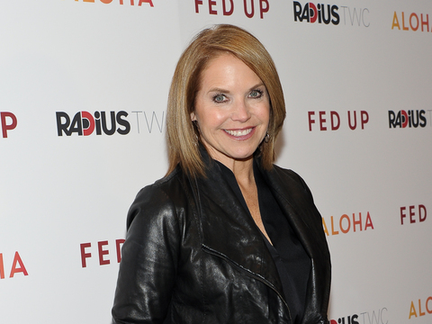 Katie Couric Responds to Rumors About a 'Today' Show Comeback