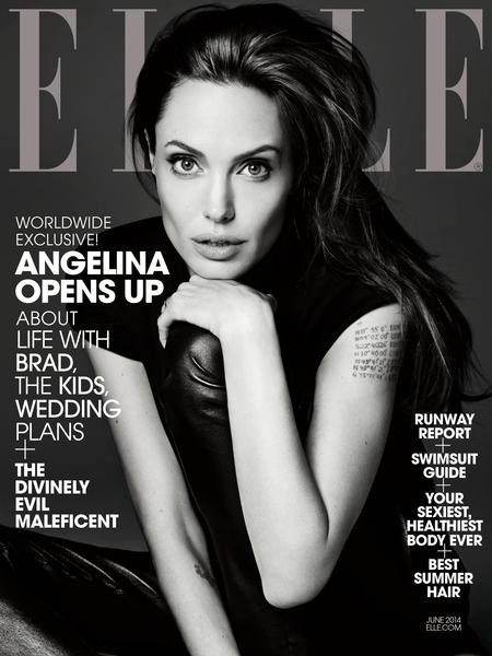 ELLE June Cover EMBARGOED UNTIL 5.7.14