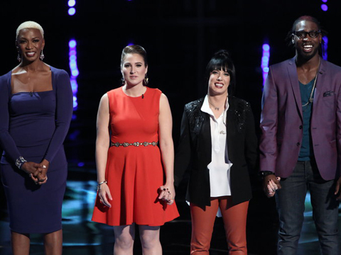 'The Voice': What's Next for Sisaundra Lewis, Delvin Choice and Audra…