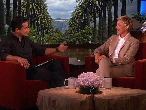 Ellen DeGeneres Reveals Real Story on That Infamous Oscars Selfie