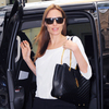 Angelina Jolie Says Hollywood Moms Shouldn't Complain