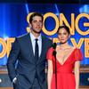 Olivia Munn Dating NFL Hunk Aaron Rodgers?