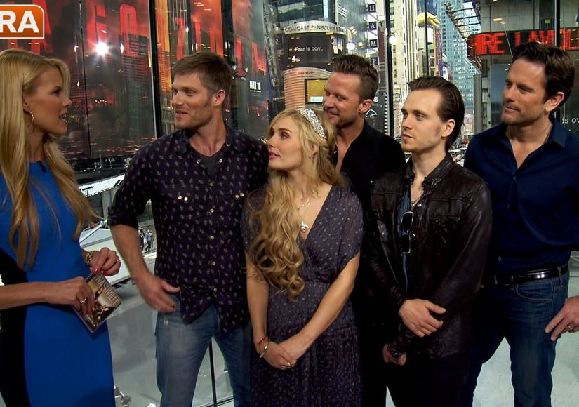 'Nashville' Cast Dishes on Season Finale: A Cliffhanger for Everyone!