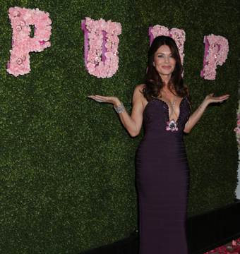 Lisa Vanderpump and husband Ken Todd hosted a launch party for their new…