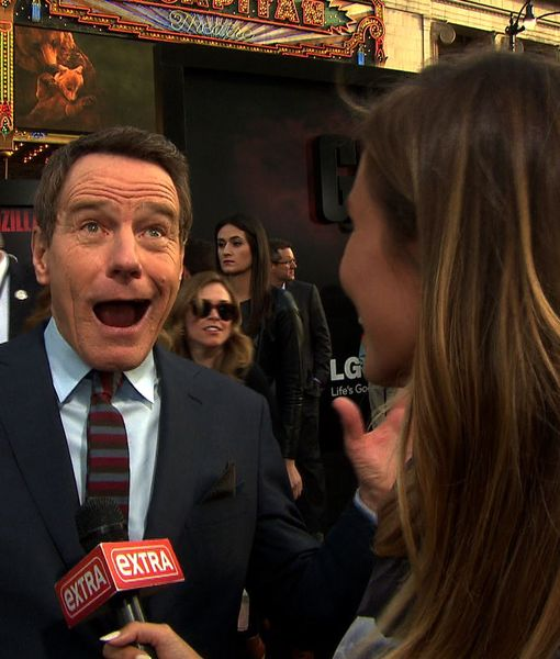 Bryan Cranston on How Heisenberg Would React to Godzilla