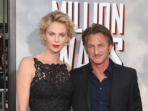 Charlize Theron Gushes About BF Sean Penn: 'We Are Very Happy'
