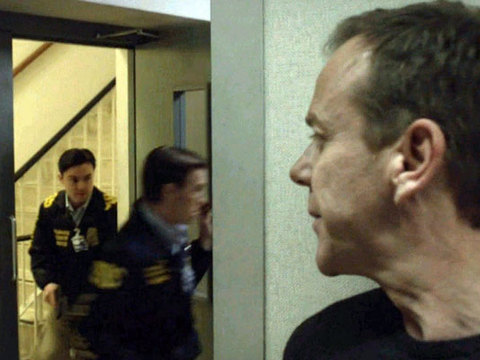 '24: Live Another Day' Sneak Peek! The CIA Closes in on Jack Bauer