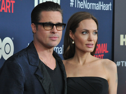 Angelina Jolie Says Her Onscreen Reunion with Brad Pitt Will Be 'Very…