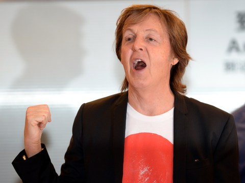 Paul McCartney Cancels Tour of Asia Due to Illness