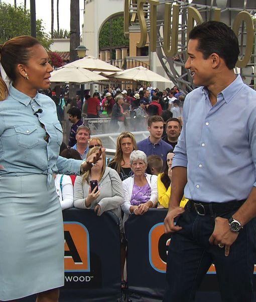 Mel B on 'Softy' Howard Stern, 'Naughty' Heidi Klum, and How She Got Her Six…