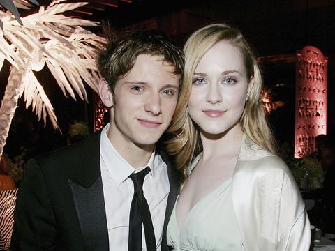 Evan Rachel Wood and Jamie Bell Split