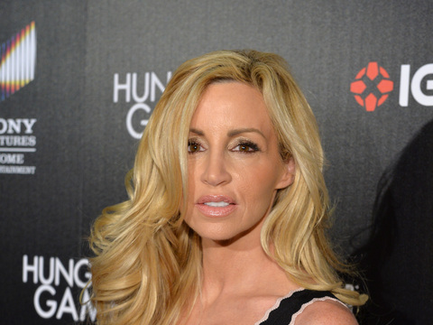 Camille Grammer's 'Shocked' Ex-BF Won't Be Indicted on Felony Assault…