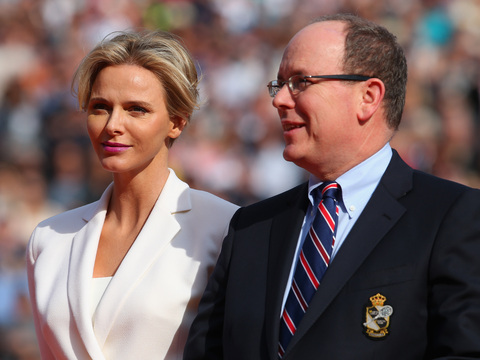 Prince Albert of Monaco and Wife Expecting First Child