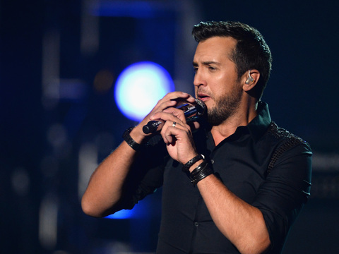 Caught on Video! Luke Bryan's Epic Fall Off a Stage