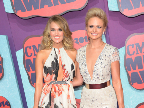 CMT Music Awards: On the Red Carpet with All the Stars
