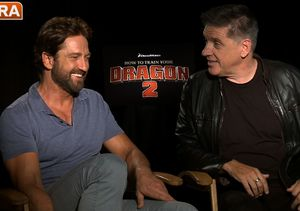 Why Gerard Butler Thinks He's Going to Marry an Aussie