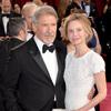 Calista Flockhart Visits Injured Hubby Harrison Ford in British Hospital