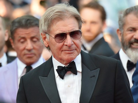 Harrison Ford Broke a Leg, Not His Ankle, on Set of New 'Star Wars' Movie