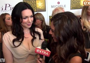 Laura Prepon Laughs Off Tom Cruise Dating Rumors