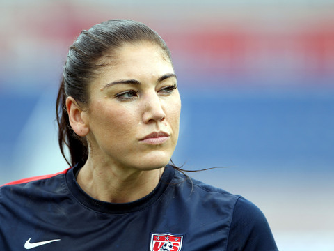 Hope Solo 911 Call Released: 'She's… Beating People Up!'