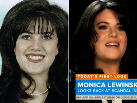 Video! Monica Lewinsky Makes Rare Public Appearance