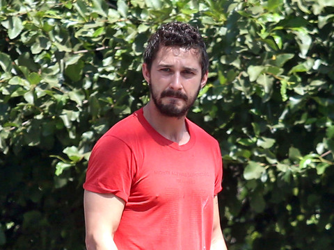 Shia LaBeouf Is Receiving Treatment… Just Not in Rehab