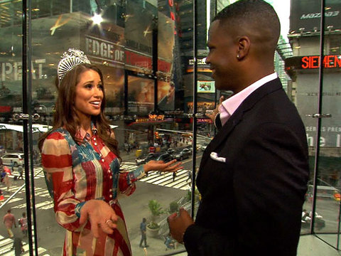 5 Fun Facts You Didn't Know About Miss USA Nia Sanchez