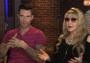 Adam Levine Taps Stevie Nicks as Mentor for 'The Voice' Season 7