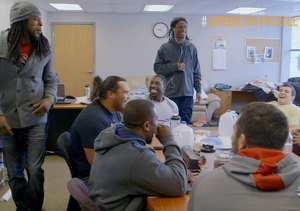 'American Muscle' Sneak Peek! How NFL Star Richard Sherman Preps for the New…