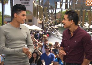 Siva Kaneswaran on The Wanted's 'Reunion' Shows