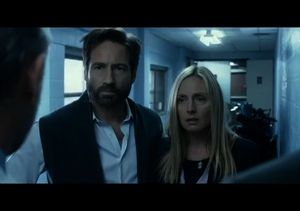 Exclusive Clip! David Duchovny Stars in 'Louder Than Words'