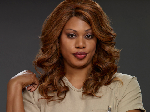 Laverne Cox Makes History As First Transgender Emmy Nominee