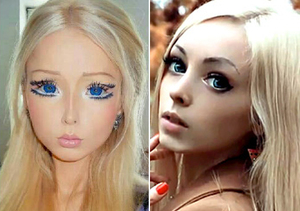 Wait, There's Another Human Barbie? You Gotta See This