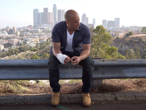 'Fast & Furious 7' Family Shares Emotional Pics and Post As They Wrap