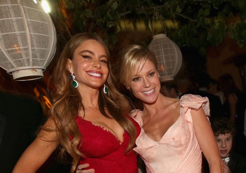 Julie Bowen Is 'All For' Sofia Vergara Dating Joe Manganiello