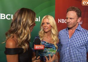 Tara Reid Blasts Tabloid Rumors About Her Weight, Talks 'Sharknado 2'