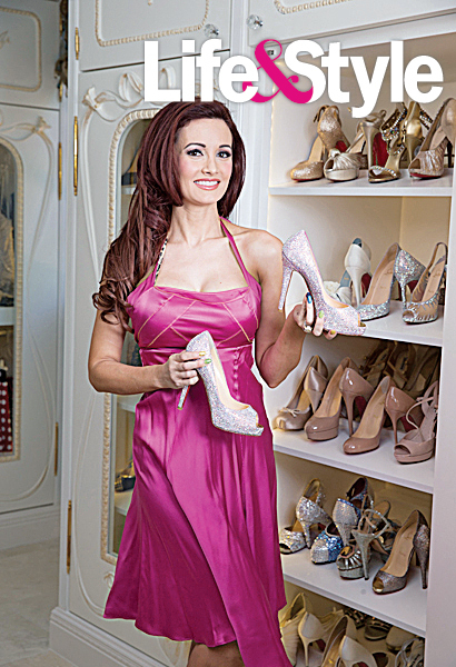 Holly Madison Gives a Peek at Her Disney Dream Closet