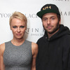 Make Up Your Mind! Pam Anderson Spied Making Out with Estranged Hubby Rick Salomon