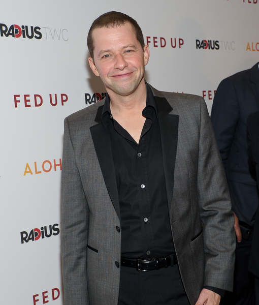 Jon Cryer Talks About Marrying Ashton Kutcher on 'Two and a Half Men'