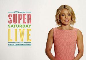 Kelly Ripa and Donna Karan to Host Ovarian Cancer Benefit
